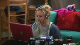 The Big Bang Theory 02x03 : The Barbarian Sublimation- Seriesaddict